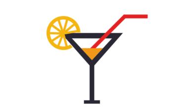 Photo of Orange Juice Glass Animation JSON / GIF Download