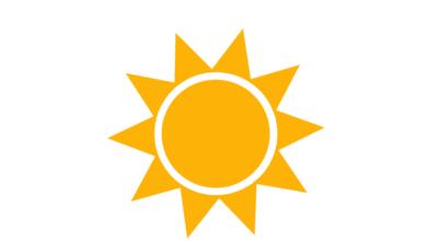 Photo of Sun Rotation Animation JSON / GIF Download